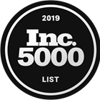 Inc5000 Logo 2019 Badge