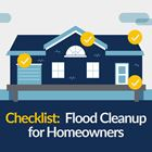 Flood Cleanup Homeowners
